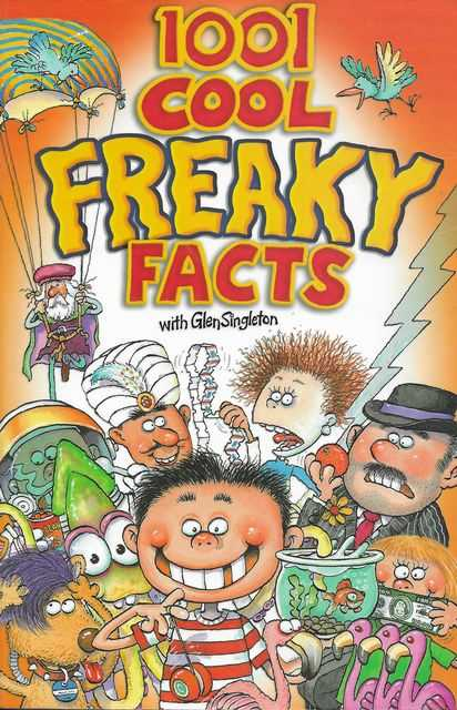 Image for 1001 Cool Freaky Facts