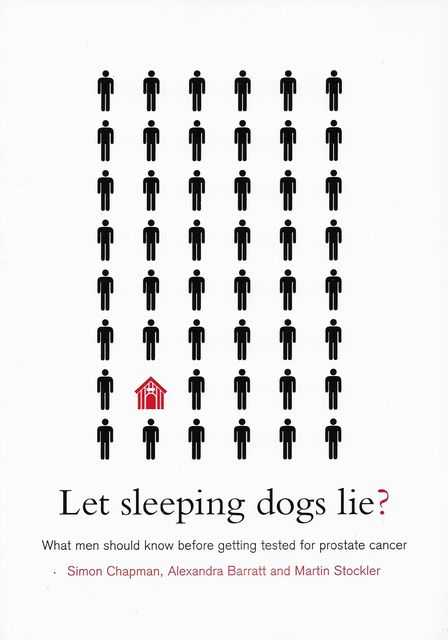 Image for Let Sleeping Dogs Lie? What Men Should Know Before Getting Tested for Prostate Cancer
