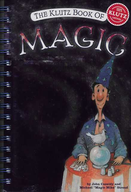 Image for The Klutz Book of Magic [Includes DVD Pocket #4]