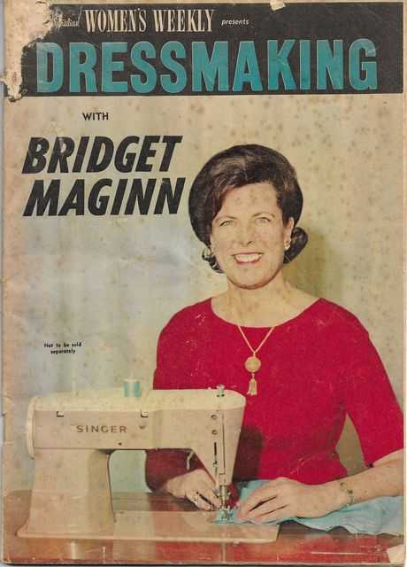 Image for The Australian Women's Weekly Presents Dressmaking with Bridget Maginn