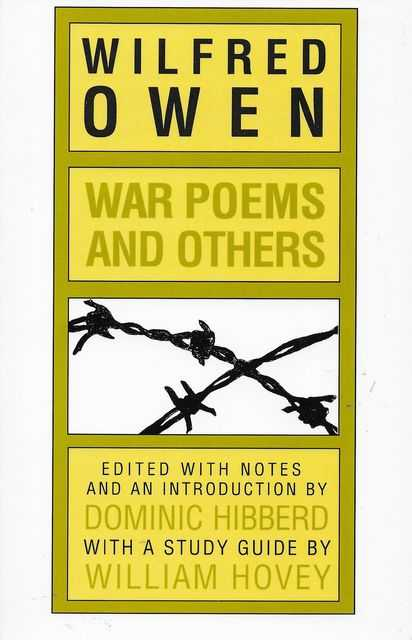 Image for War Poems and Others