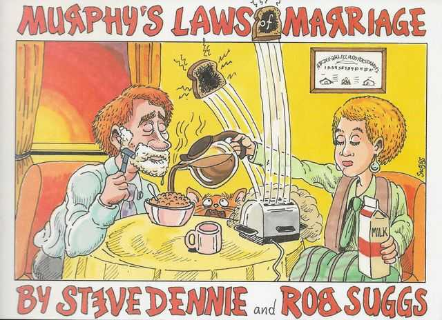 Image for Murphy's Laws of Marriage