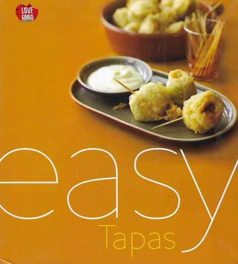 Image for Easy Tapas [Love Food]