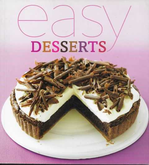 Image for Easy Desserts [Love Food]