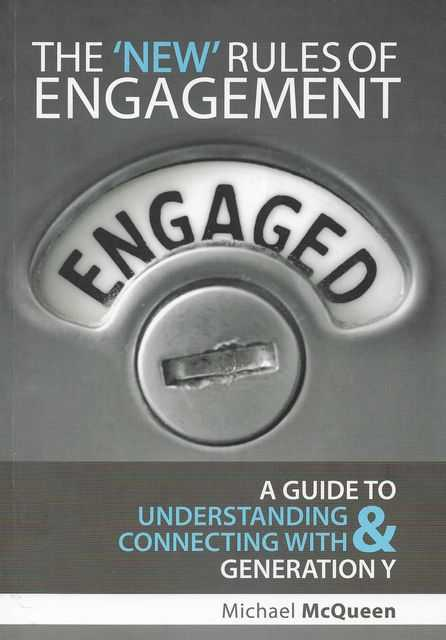 Image for The New Rules of Engagement: A Guide to Understanding Connecting with Generation Y