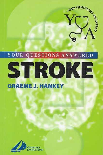 Image for Stroke: Your Questions Answered