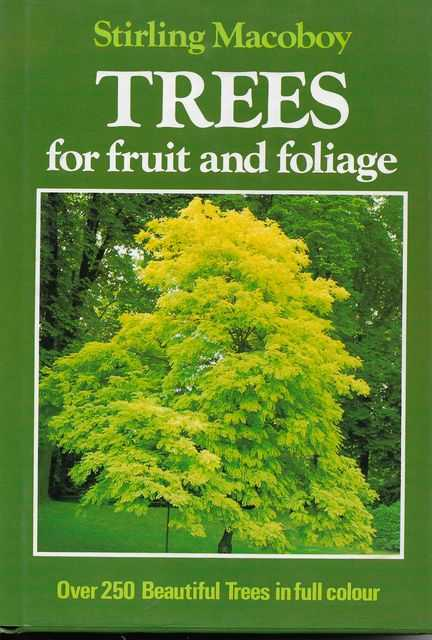 Image for Trees for Fruit and Foliage