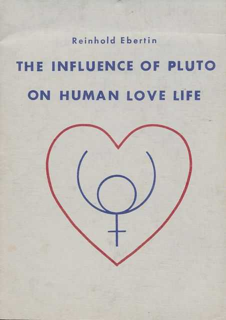 Image for The Influence of Pluto on Human Love Life