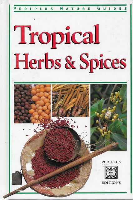 Image for Tropical Herbs & Spices