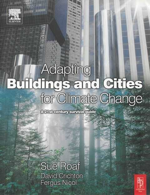 Image for Adapting Buildings and Cities for Climate Change