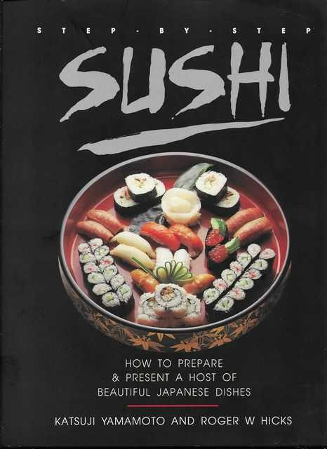 Image for Step-By-Step Sushi