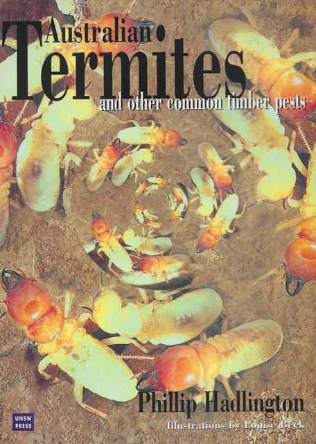 Image for Australian Termites and Other Common Timber Pests