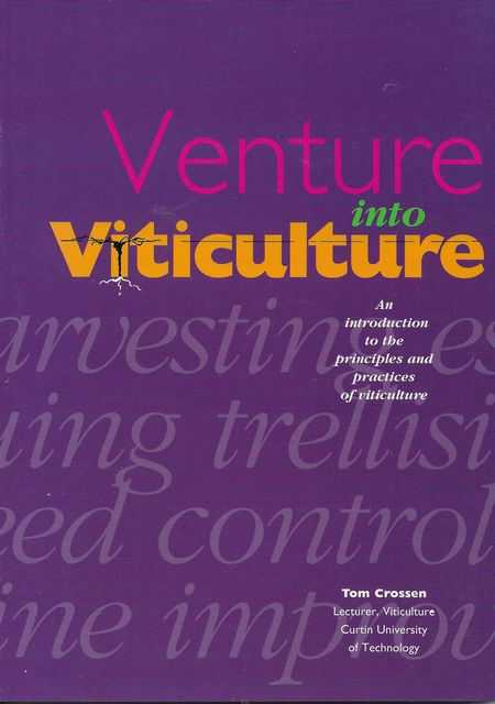 Image for Venture into Viticulture
