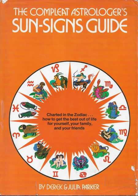 Image for The Compleat Astrologer's Sun-Signs Guide