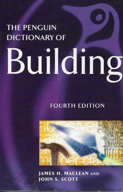 Image for The Penguin Dictionary of Building