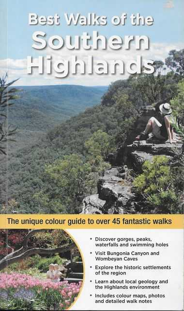 Image for Best Walks of the Southern Highlands: The Unique Colour Guide to Over 45 Fantastic Walks
