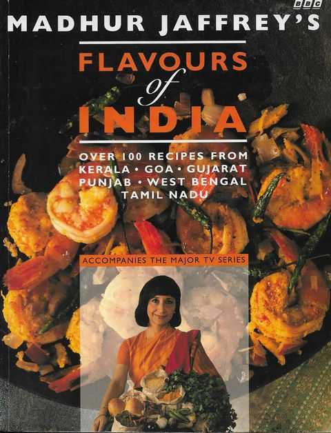Image for Madhur Jaffrey's Flavours of India