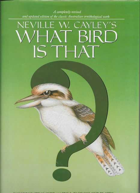 Image for Neville W. Cayley's What Bird Is That?