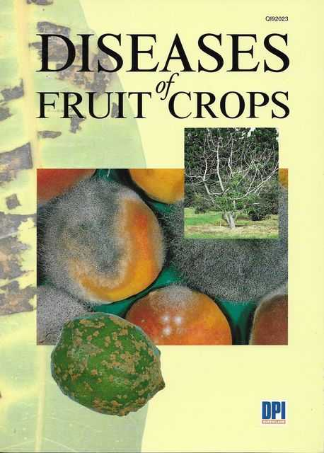 Image for Diseases of Fruit Crops