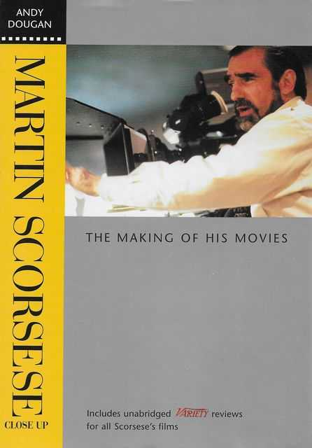 Image for Martin Scorsese Close Up: The Making of His Movies