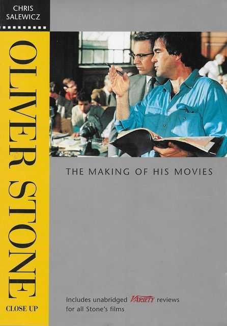 Image for Oliver Stone Close Up: The Making of His Movies