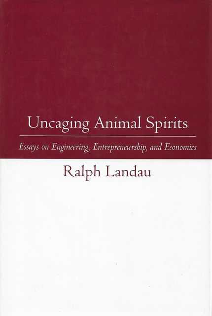 Image for Uncaging Animal Spirits