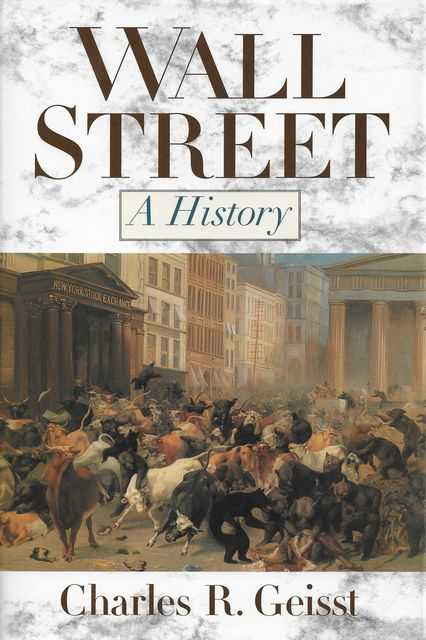Image for Wall Street: A History