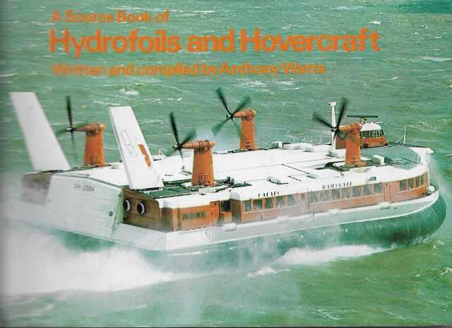 Image for A Source Book Of Hydrofoils and Hovercraft