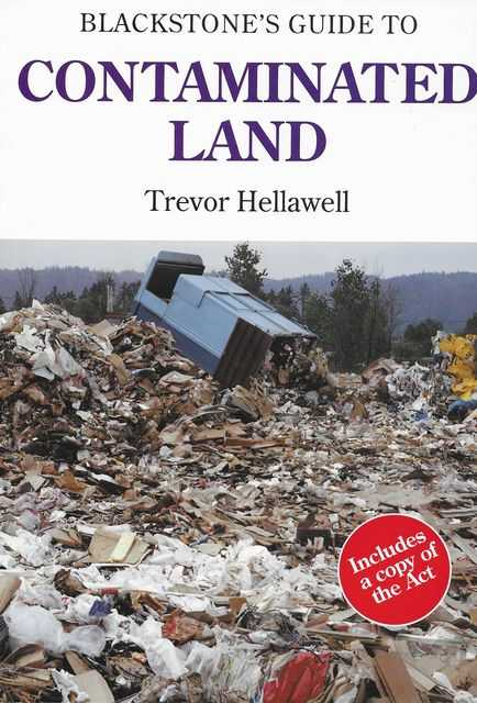 Image for Blackstone's Guide to Contaminated Land