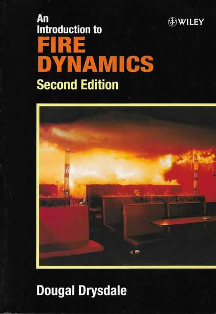 Image for An Introduction to Fire Dynamics