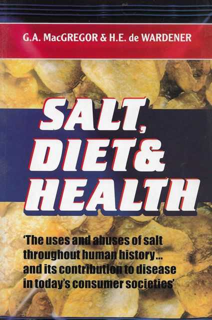Image for Salt Diet & Health