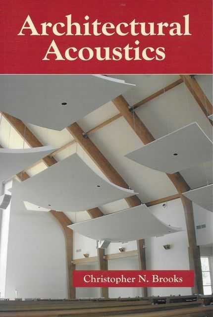 Image for Architectural Acoustics