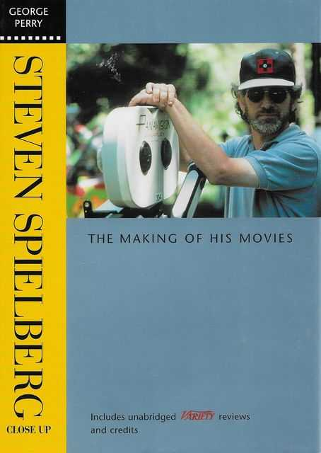 Image for Steven Spielberg Close Up: The Making of His Movies
