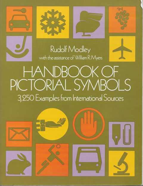 Image for Handbook of Pictorial Symbols: 3,250 Examples from International Sources