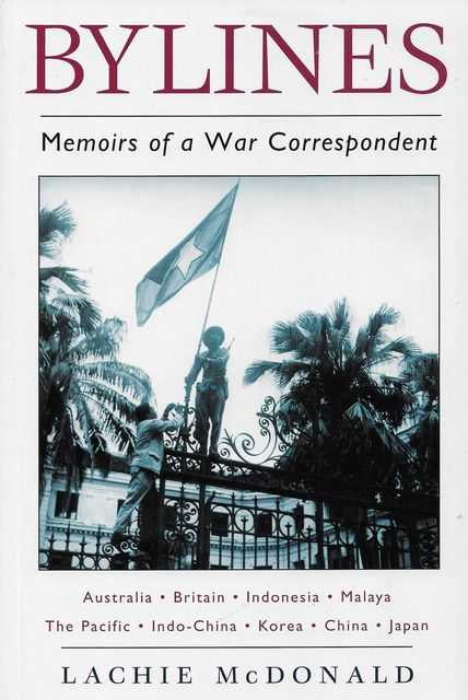 Image for Bylines: Memoirs of a War Correspondent