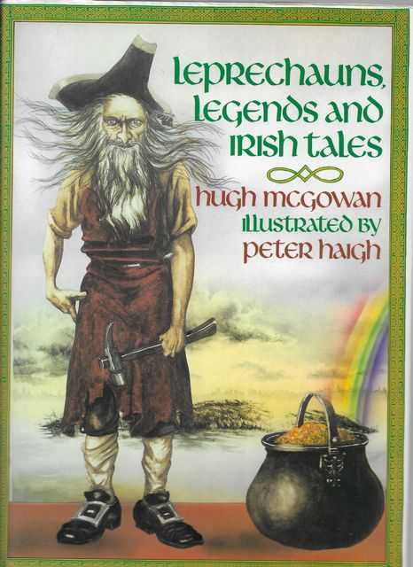 Image for Leprechauns, Legends and Irish Tales