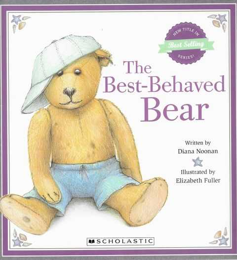 Image for The Best-Behaved Bear