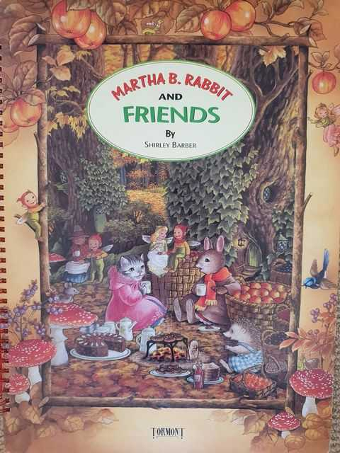 Image for Martha B. Rabbit and Friends