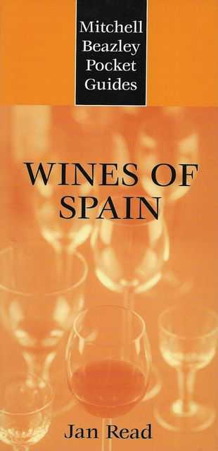 Image for Wines of Spain [Mitchell Beazley Pocket Guides]