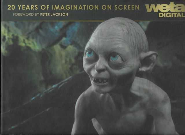 Image for Weta Digital: 20 Years of Imagination on Screen