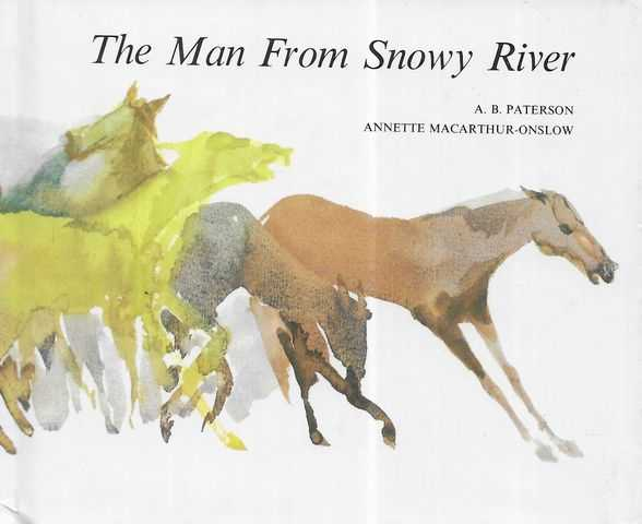 Image for The Man From Snowy River
