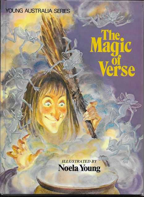 Image for The Magic of Verse [Young Australia Series]