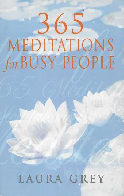 Image for 365 Meditations for Busy People