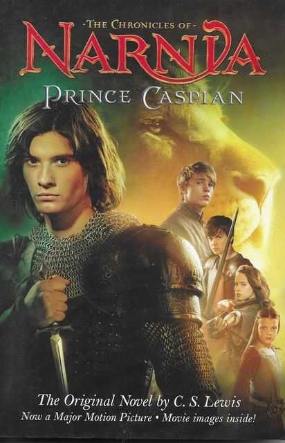 Image for Prince Caspian [The Chronicles of Narnia Book Four]