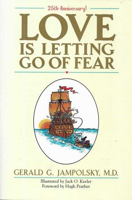 Image for Love is Letting Go of Fear