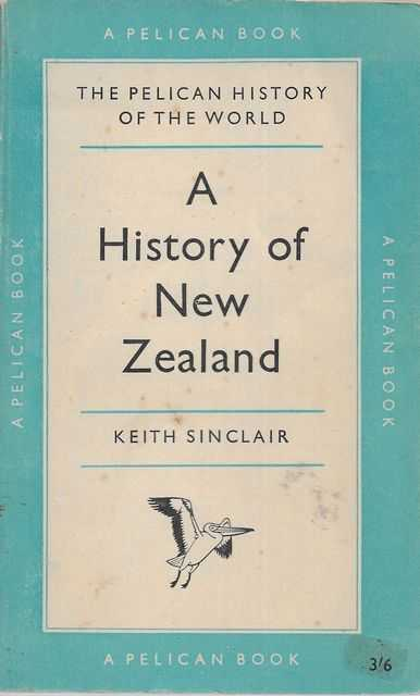 Image for A History of New Zealand [The Pelican History of the World]