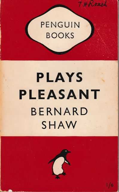 Image for Plays Pleasant: Arms & the Man, Candida,The Man of Destiny, You Never Can Tell.