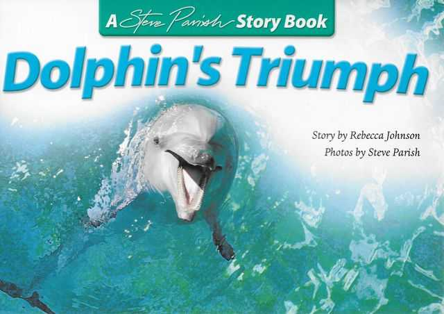 Image for Dolphin's Triumph [A Steve Parish Story Book]