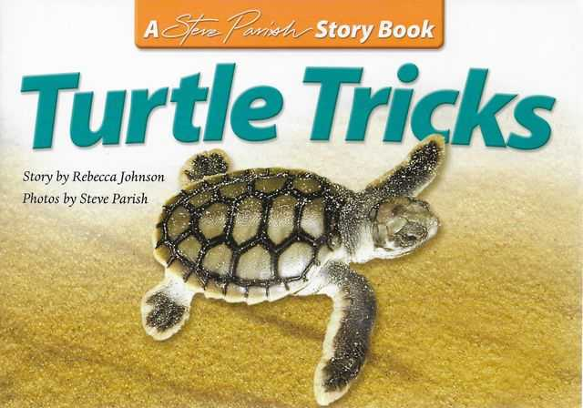 Image for Turtle Tricks [A Steve Parish Story Book]