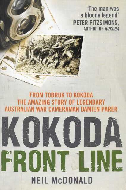 Image for Kokoda Front Line